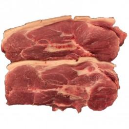 Bovsteaks af svinekød pakke m. 2 stk.
