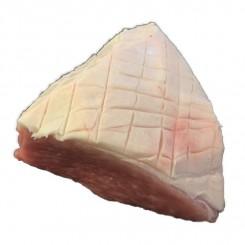 Skinkeculotte vejer ca. 1 kg.