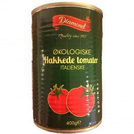Hakkede Tomater 400