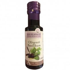 Olivenolie m/basilikum GOURMET