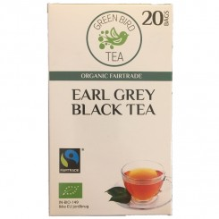Earl Grey Black Tea 20 breve
