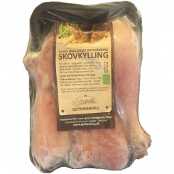 Kyllinge underlår pakket m. 4 stk. ca. 700 gr.