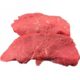 Bøf af tyksteg 2 stk 290-300 gr.