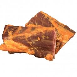 Røget bacon Pris pr. ½ kg.