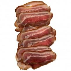 Røget bacon skiveskåret ca. 100 g. pr. pakke