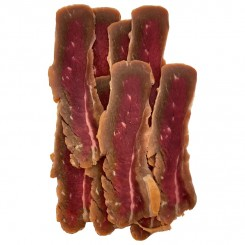 Okse bacon ca. 100 gr.