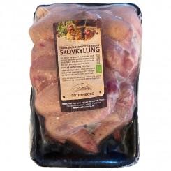 Kyllingevinger ca. 1,5 kg.