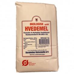 Hvede mel Bornholm 1 kg.