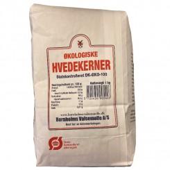 Hvedekerner Bornholm 1 kg.