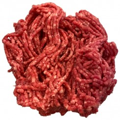 Hakket lammekød ca. 500 gr.