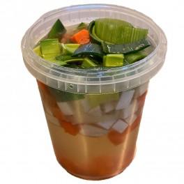 Oksekøds suppe ca. 1 liter